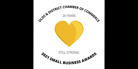 2021 Small Business Awards tickets