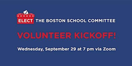 Volunteer Kickoff! tickets