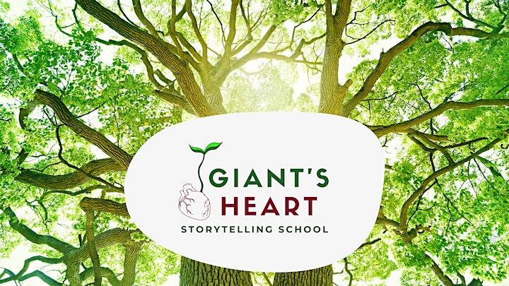 Storytelling weekend workshop: Next Steps for Beginners image