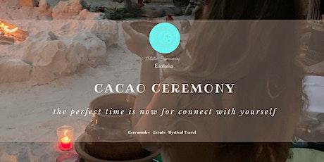 Cacao  Ceremony by Cyndi Sosa at Ikal Tulum Hotel tickets