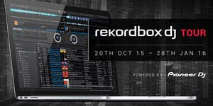 rekordbox dj Tour – France