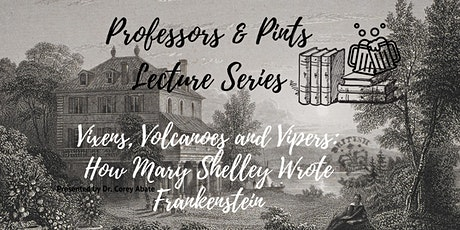 Professors and Pints Lecture Series tickets