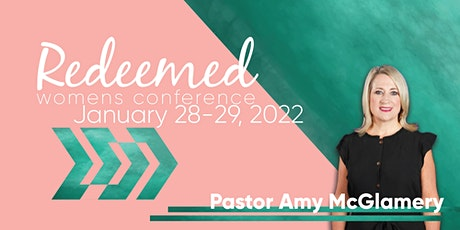 Redeemed 2022 Women's Conference tickets