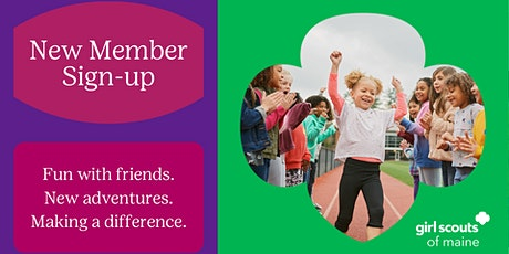 Explore Girl Scouts-New Member Sign-up Event-Constellation tickets
