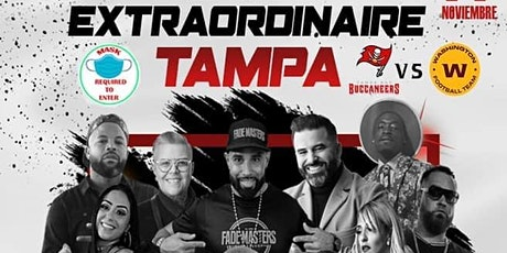 Be Extraordinaire Tampa tickets