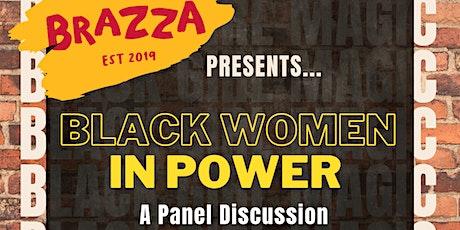 Black women in power tickets
