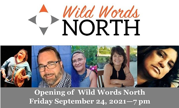Opening of the 2021 Wild Words North Writing Festival image