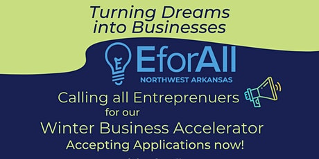 EforAll NWA Accelerator Info Session tickets