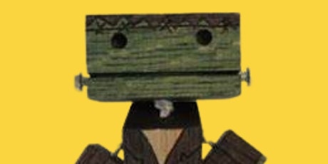 Kids - Make your own Halloween wooden Monster, age 7+ tickets