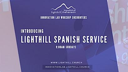 SUNDAY PROPHETIC WORSHIP (Spanish and English) tickets