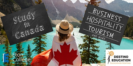 ¿Interesado en Estudiar en Canadá? ¡Conoce más sobre Eton College! tickets
