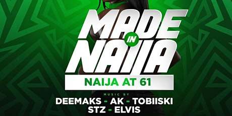 MADE IN NAIJA: Nigeria Independence Party tickets