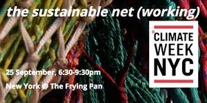 the sustainable net(working)