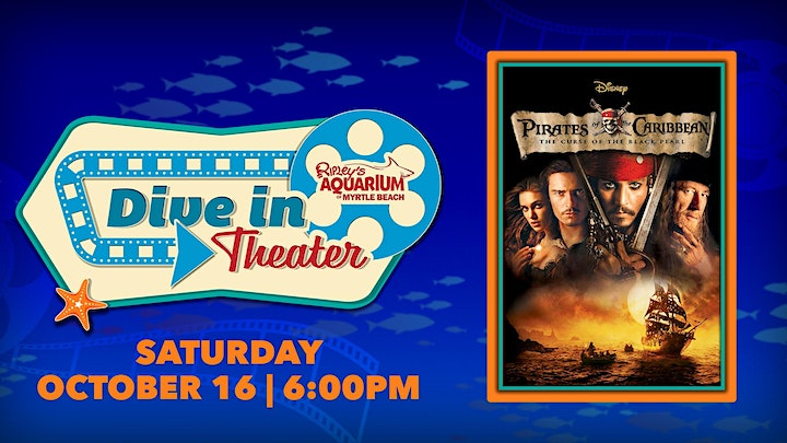Dive in Theater - Pirates of the Caribbean: The Curse of the Black Pearl image