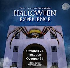 Winter Garden Halloween Experience tickets