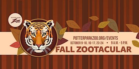 Fall Zoo-tacular tickets
