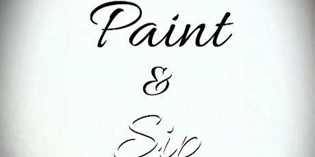 Sip an paint tickets