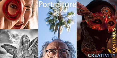 SFW Creativity Continues: Portraiture with Victoria Will tickets