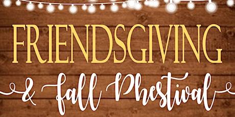 FRIENDSGIVING & Fall Phestival Fundraiser w/ Philly Design Friends -TICKETS tickets