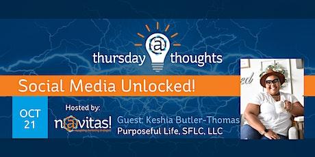 Social Media Unlocked! tickets