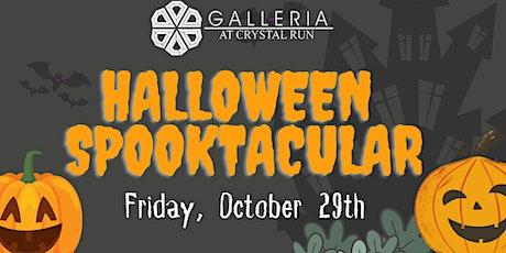 Galleria at Crystal Run Halloween Spooktacular tickets