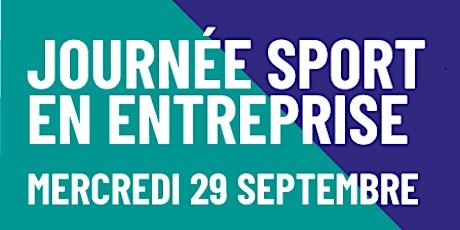 Sport et Entreprise billets