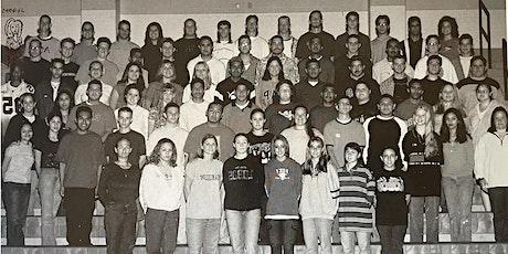 LEHS CLASS OF 2001 20th HIGH SCHOOL REUNION tickets