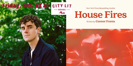 Connor Franta, HOUSE FIRES: Book Signing and Meet & Greet tickets