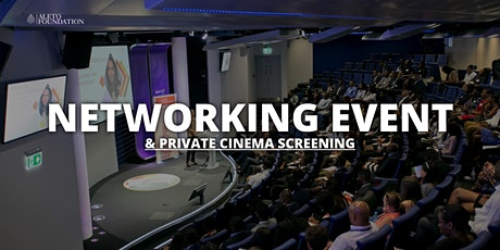 Aleto Foundation Networking Event and Private Cinema Screening tickets