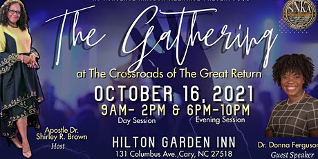 THE GATHERING 2021 - IT'S TIME TO CELEBRATE! tickets