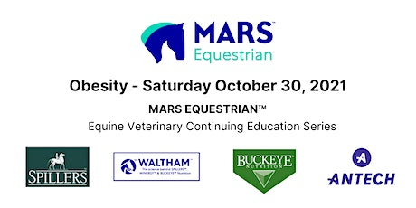 Obesity: MARS Equestrian Equine Veterinary Continuing Education Series tickets