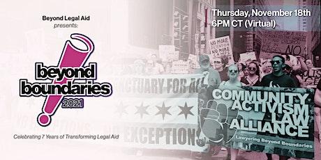 Beyond Boundaries 2021: Beyond Legal Aid's 7th Anniversary Fundraiser tickets