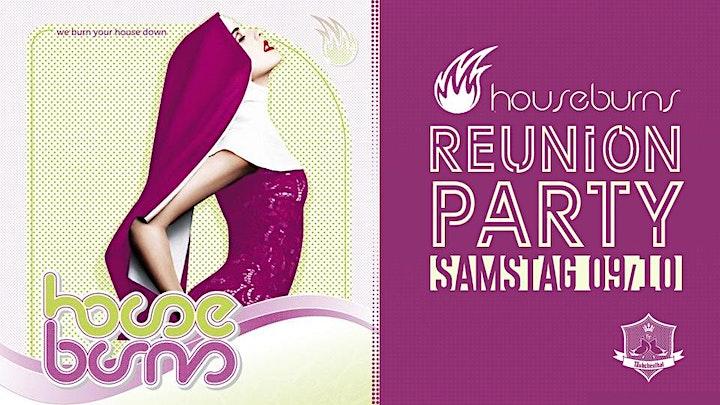 HOUSEBURNS Reunion Party: Bild