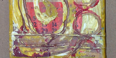 Crafts & Drafts: Hot Wax - Introduction to Encaustics with Katy Dement tickets