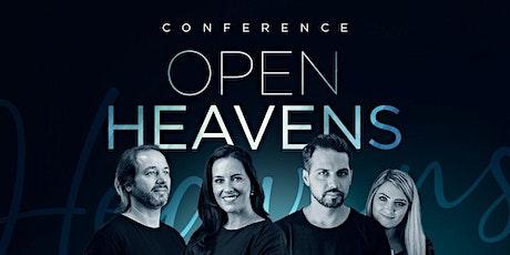 OPEN HEAVEN Conference bilhetes