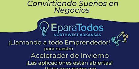 EparaTodos Sesión Informativa del Acelerador tickets
