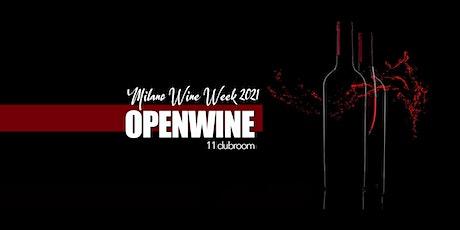 Milano Wine Week 2021 - OPENWINE Salotto Corso Como biglietti