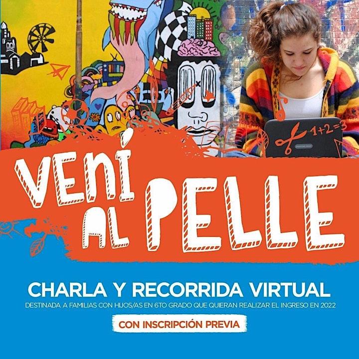 Imagen de VENI AL PELLE: CHARLA VIRTUAL