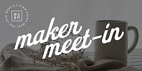 Maker Meet-in: Instagram Masterclass tickets