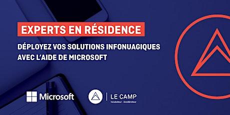 Déployez vos solutions infonuagiques avec l'aide de Microsoft billets