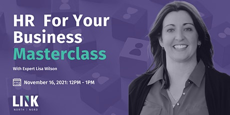 HR For Your Business Masterclass tickets