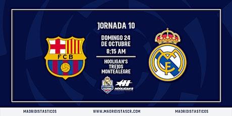 Barcelona vs Real Madrid entradas