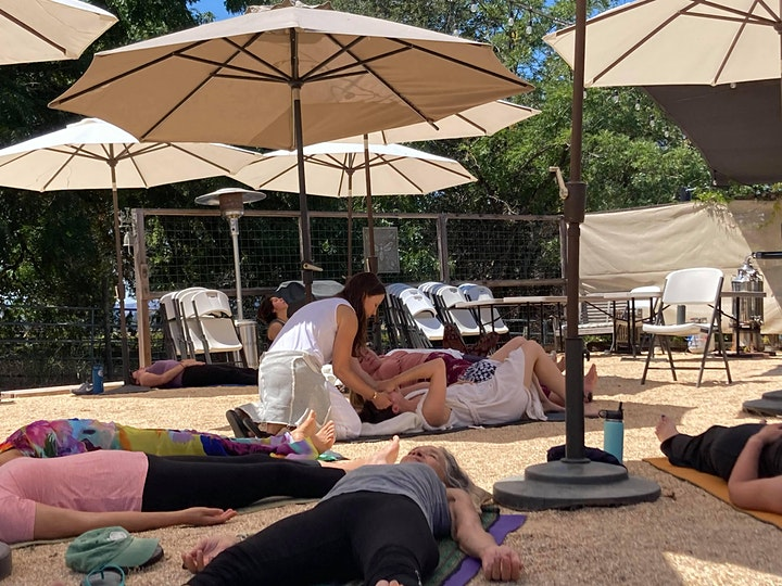 Luminary Goddesses: Falling in Love with Ourselves Mini Retreat image