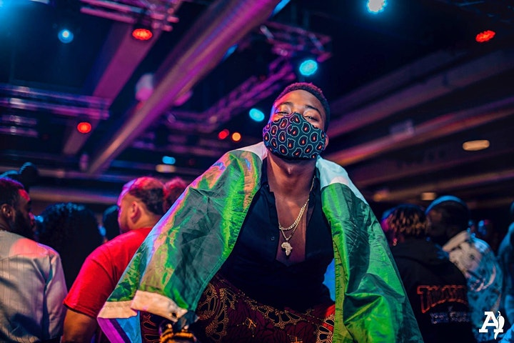 The Official Nigerian Independence (Welcome Party) image