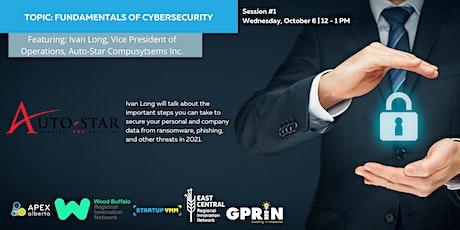 Cybersecurity Event Series (Rural RIN Collaborative) biglietti
