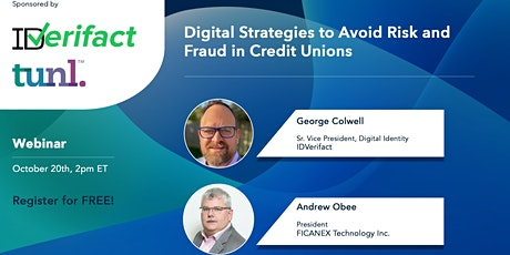 Digital Strategies to Avoid Risk and Fraud in Credit Unions tickets