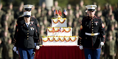 246th  Marine Corp Birthday hosted by the Charlotte Recruiting Station and tickets