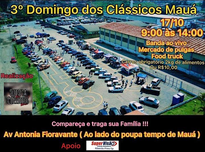 Imagem do evento Domingo dos clássicos Mauá