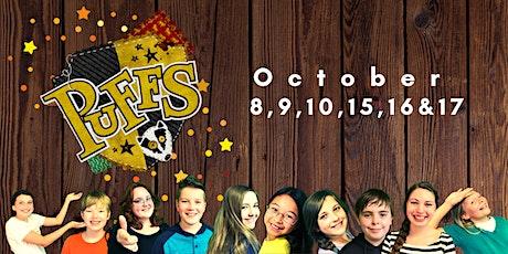 Arts Live Theatre Presents PUFFS tickets