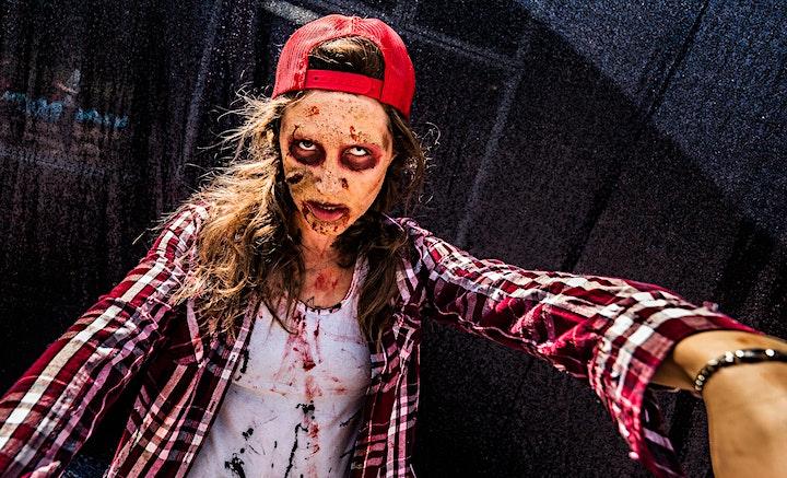 Zombie Apocalypse Tag image